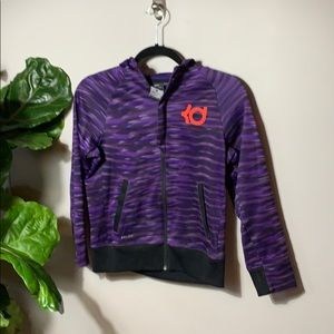 Nike Purple Kd Sweatshirt